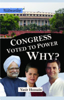Congress Voted to Power Why? ebook