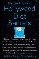 The Black Book of Hollywood Diet Secrets [Pdf/ePub] eBook