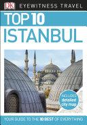 DK Eyewitness Top 10 Travel Guide  Istanbul