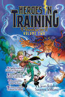 Heroes in Training, 4-books-in-1!