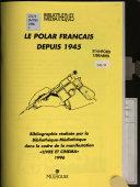 Le polar français depuis 1945