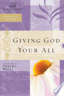 Giving God Your All Book