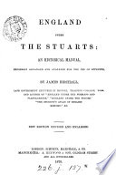 England under the Tudors and Stuarts Book PDF