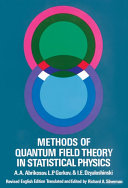 Methods of Quantum Field Theory in Statistical Physics [Pdf/ePub] eBook