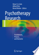 Psychotherapy Research