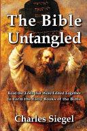 The Bible Untangled