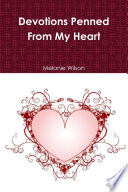 Devotions Penned From My Heart Book