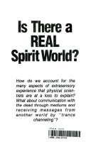 Is There A Real Spirit World