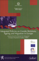 Integrated Policies on Gender Relations  Ageing and Migration in Europe