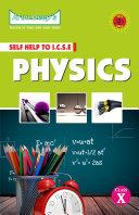 Pdf Self-Help to ICSE Physics 10 Telecharger