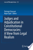 Judges and Adjudication in Constitutional Democracies: A View from Legal Realism