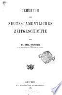 Lehrbuch der Neutestamentlichen Zeitgeschichte
