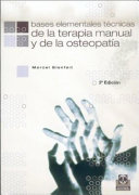 BASES ELEMENTALES TÉCNICAS DE LA TERAPIA MANUAL Y LA OSTEOPATIA ebook