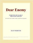 Read Online Dear Enemy For Free