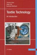 Textile Technology Book
