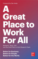 A Great Place to Work For All Pdf/ePub eBook