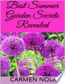 Best Summer Garden Secrets Revealed