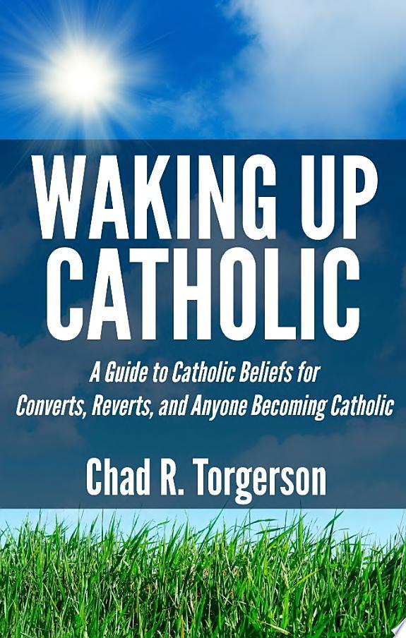 Waking Up Catholic banner backdrop