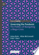 Governing the Pandemic