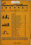 Commercial Intelligence Journal