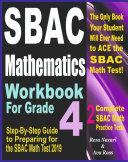 SBAC Mathematics Workbook For Grade 4