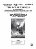 The Polar Express Book PDF