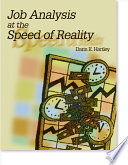 Job Analysis at the Speed of Reality Book