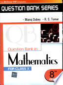 Qb In Mathematics X, 8E (2009)