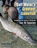 Salt Water s Greatest Gamefish