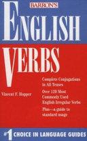Barron s English Verbs