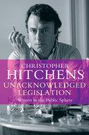 Unacknowledged Legislation