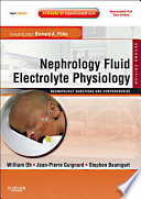 Nephrology and Fluid Electrolyte Physiology  Neonatology Questions and Controversies