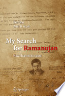 """My Search for Ramanujan: How I Learned to Count"" by Ken Ono, Amir D. Aczel"