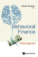 Pdf Behavioral Finance: A Novel Approach Telecharger