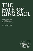 Fate of King Saul Pdf/ePub eBook