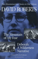 Deborah ; And, The Mountain of My Fear
