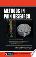 Methods in Pain Research Book