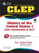 CLEP History of the United States I Pdf/ePub eBook