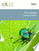 """CK-12 Biology Teacher's Edition"" by CK-12 Foundation"