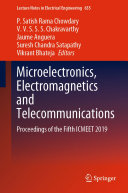 Microelectronics  Electromagnetics and Telecommunications