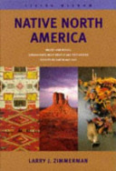 Native North America Book