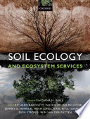 Soil Ecology and Ecosystem Services Book