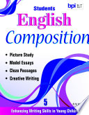 STUDENT'S ENGLISH Composition Book 5