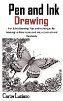 Pen   Ink Drawing Book