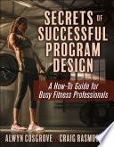 Secrets of Successful Program Design