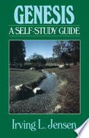 Genesis Jensen Bible Self Study Guide