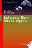 Environmental Silicate Nano Biocomposites Book