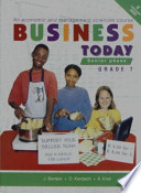 Business Today - Learner's Book Gr 7