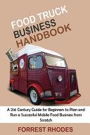 Food Truck Business Handbook
