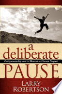 A Deliberate Pause